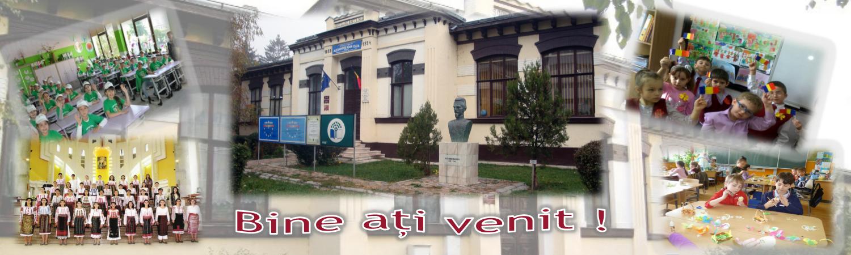 """ŞCOALA GIMNAZIALĂ """"Al. I. CUZA"""" BACĂU"""